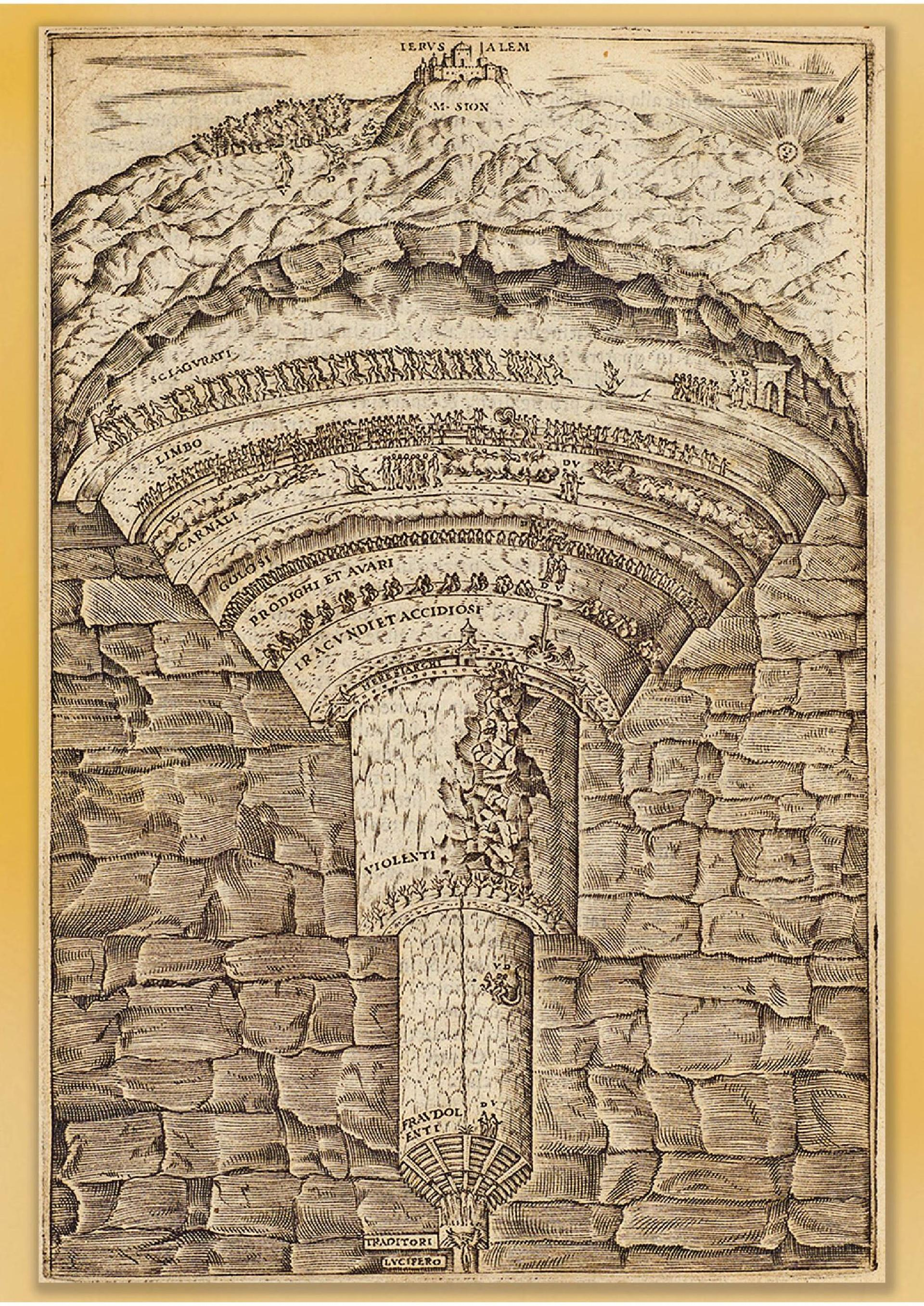 Dante di Bernardino Daniello