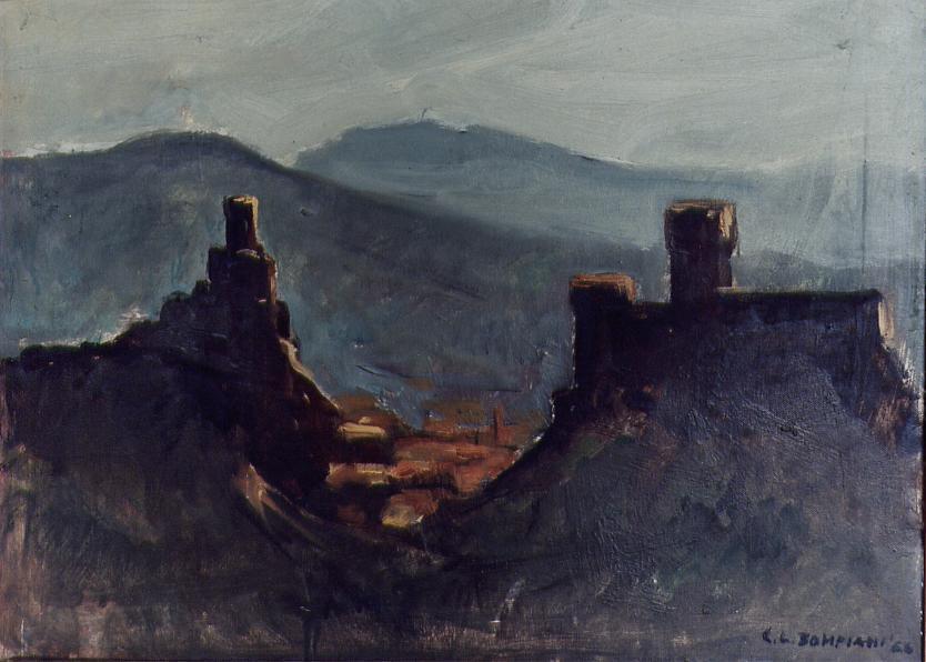 Rocca e torre di Brisighella