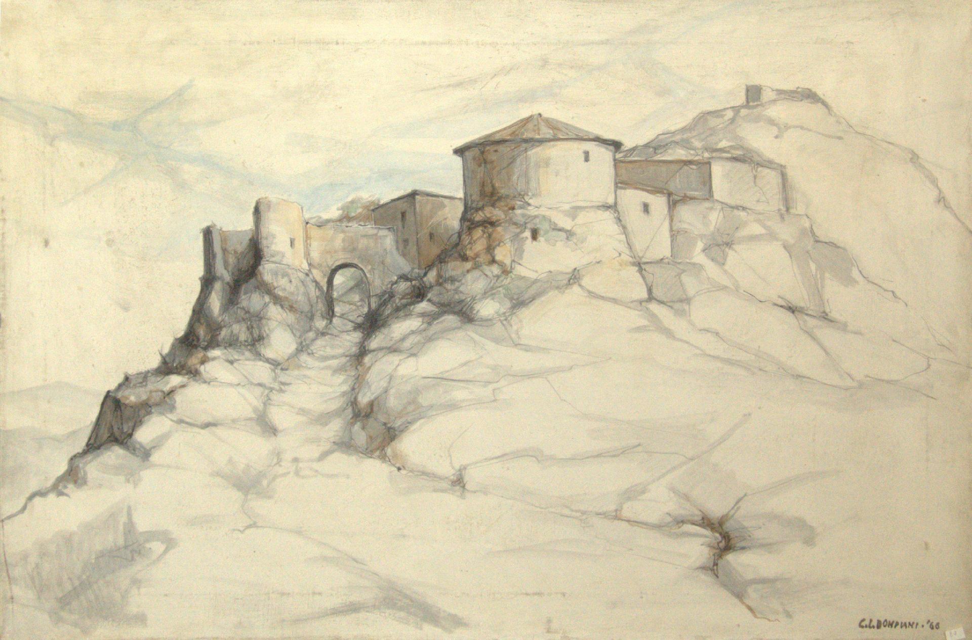 Il castello di Scorticata dei Malatesta