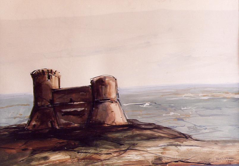 Il Castello di Montepoggiolo