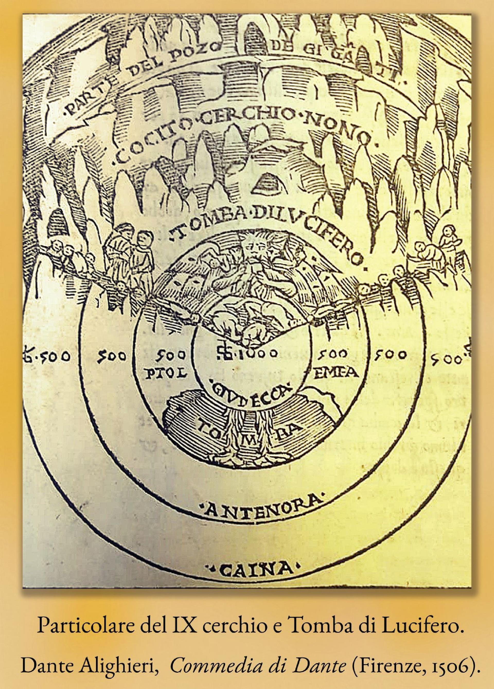 Commedia di Dante (Firenze, 1506)